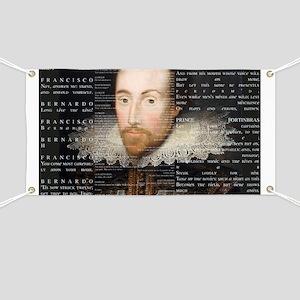 Shakespeare, Text of Hamlet, Banner