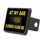 FLOWERS Hitch Cover