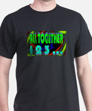 all together now 123 T-Shirt
