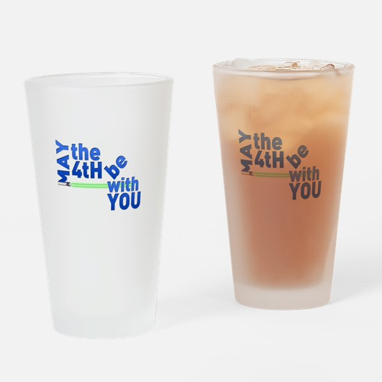 May the 4th Drinking Glass