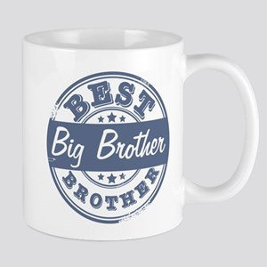 Best Big Brother Mug