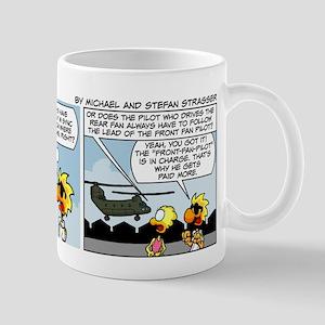 0582 - Boeing Chinook Mug