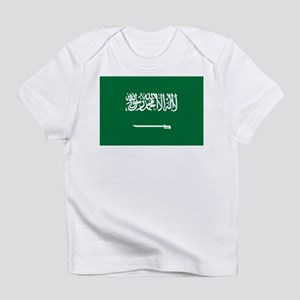 Saudi Arabia Flag Infant T-Shirt