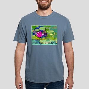 Massage Therapist / Waterlily Mens Comfort Colors