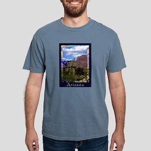 Arizona Mens Comfort Colors Shirt