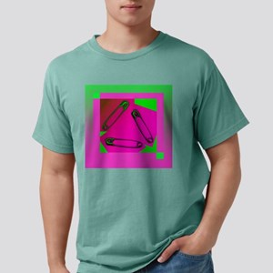 Safety Pins Mens Comfort Colors Shirt
