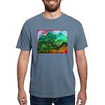 Green Mountains Mens Comfort Colors Shirt