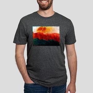 Mesas Mens Tri-blend T-Shirt