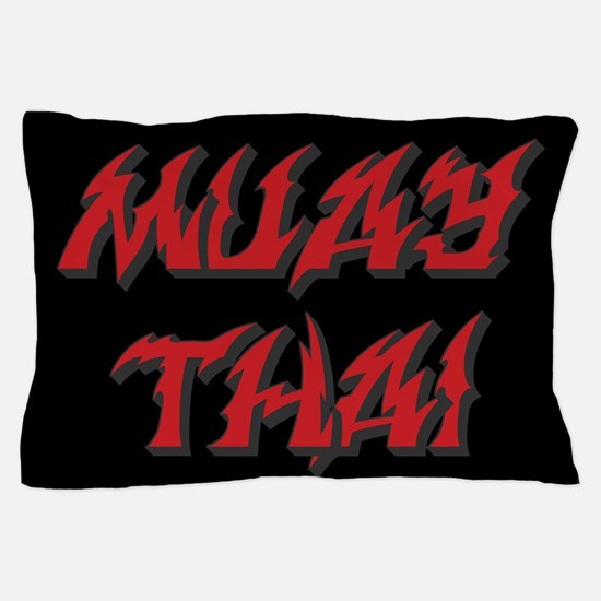 Muay Thai Pillow Case