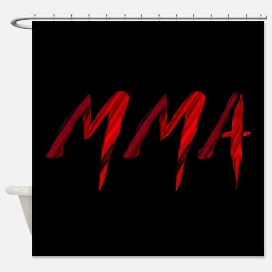 MMA Shower Curtain