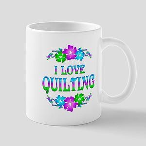 Quilting Love Mug