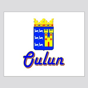 Oulun Small Poster
