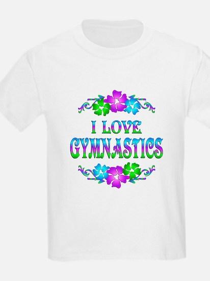 Gymnastics Love T-Shirt