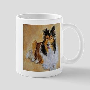 Lenny the Shetland Sheepdog Mug
