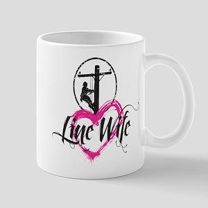 Line Wife Mug