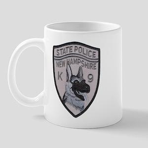 NHSP Canine Unit Mug
