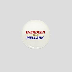 Everdeen & Mellark Mini Button