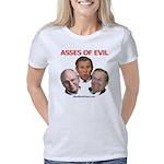 Asses_blaxk-T Women's Classic T-Shirt