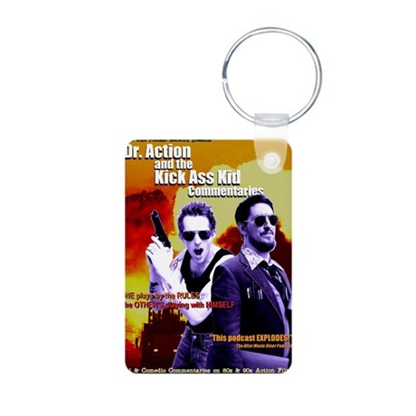 Nifty Gifts Aluminum Photo Keychain