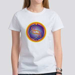 Crop Circle Women's T-Shirt