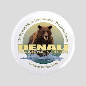 Denali (Bear) WT Button
