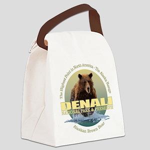 Denali (Bear) WT Canvas Lunch Bag