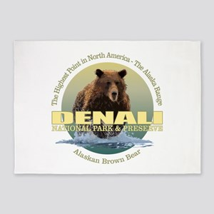 Denali (Bear) WT 5'x7'Area Rug