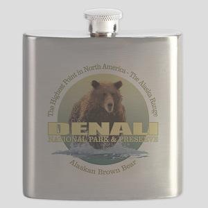 Denali (Bear) WT Flask