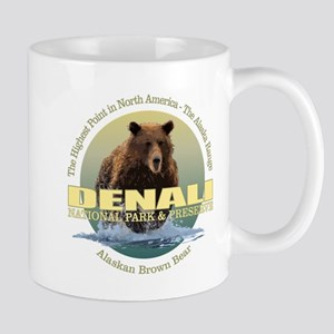 Denali (Bear) WT Mugs