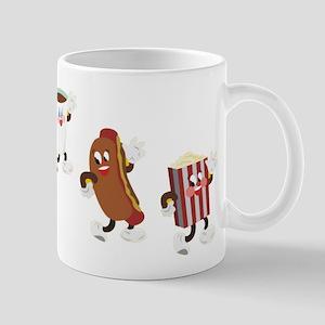 Soda Hotdog Popcorn Mug