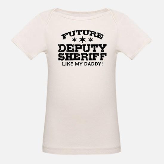 Future Deputy Sheriff Like My Tee