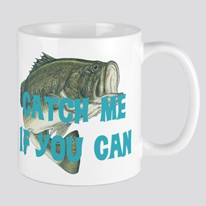 Catch me bass Mug