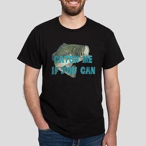 Catch me bass Dark T-Shirt
