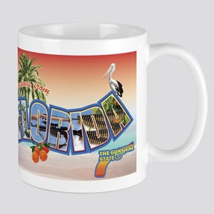 Florida, The Gunshine State Mug