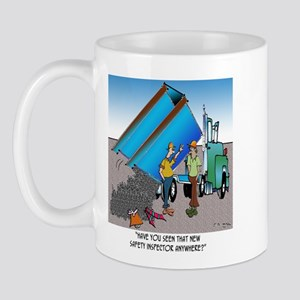 Have You Seen The Inspector? Mug