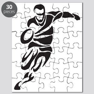 Rugby Player Puzzle