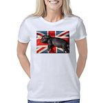 Micro pig chilling Women's Classic T-Shirt