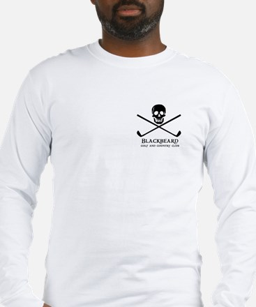 Dead Mans Chest Invitational Long Sleeve T-Shirt