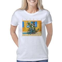 cactus_black Women's Classic T-Shirt