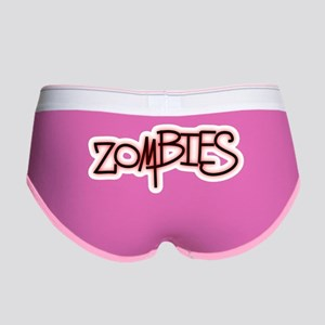The Last of the..Zombies!.. p Women's Boy Brief