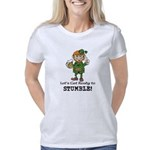 Lets Get Ready to Stumble Women's Classic T-Shirt