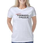tornadochaser2line Women's Classic T-Shirt