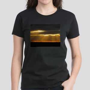 Amarillo Sunset Women's Dark T-Shirt