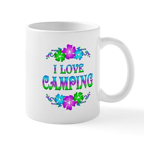 Camping Love Mug