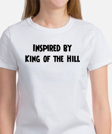 Inspired by King of the Hill Women's T-Shirt