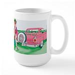 Bertha I Chose Large Mug Mugs