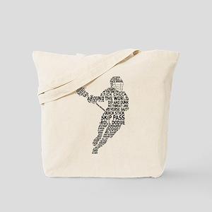 Lacrosse LAX Player Tote Bag