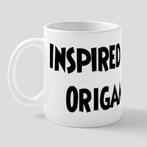 Inspired by Origami Mug