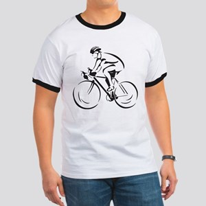 Bicycling Ringer T