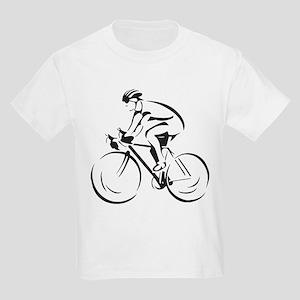 Bicycling Kids Light T-Shirt